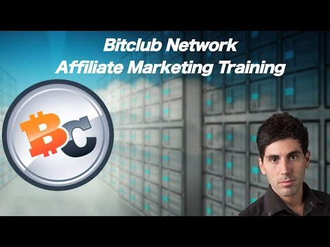 Bitclub Network Affiliate Training Bitcoin Mining 2016 Tutorial with Sean Logan