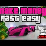 "GTA 5 ONLINE MONEY: How To Get MONEY FAST! ""GTA 5 How To Make Money"" (GTA 5 Money Method 1.34)"