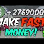 GTA ONLINE HOW TO MAKE MONEY FAST!