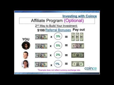 1st   Coince Overview