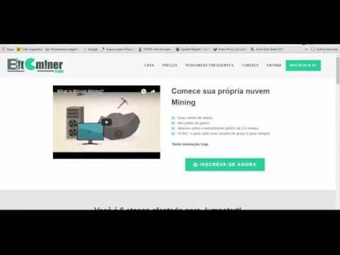Mining bitcoin Nova  Biteminer