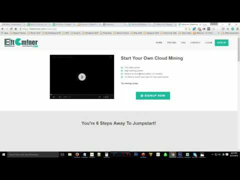 Bitcoin Cloud Mining 2016 biteminer