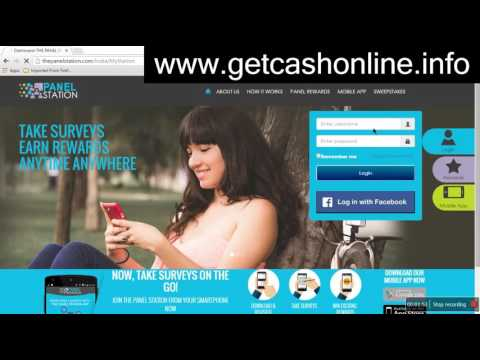 How to earn Money By Paid Surveys - 100$ /day- HD100% Legall - how to make quick cash online