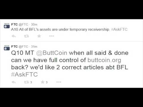 FTC + Buttcoin together forever
