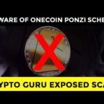 CRYPTO GURU EXPOSED ONECOIN SCAM! BEWARE OF ONECOIN / ONELIFE.