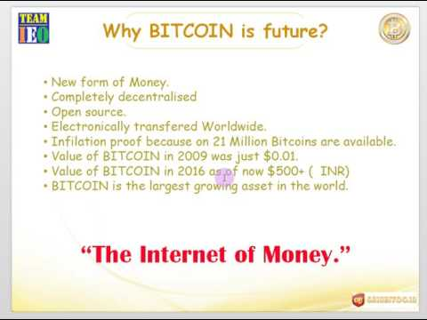What is Bitcoin (Hindi)
