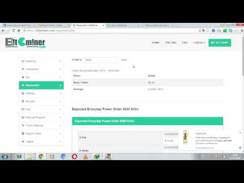 BiteMiner- bitcoin mining