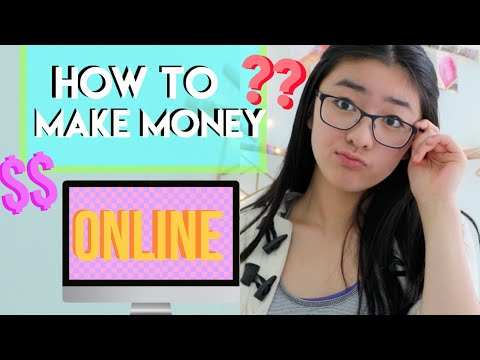 How to make money online this summer, FAST and EASY!!