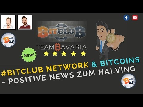 Bitclub Halving 2016 News Bitcoin Kommentar Sicherheit Team Bavaria