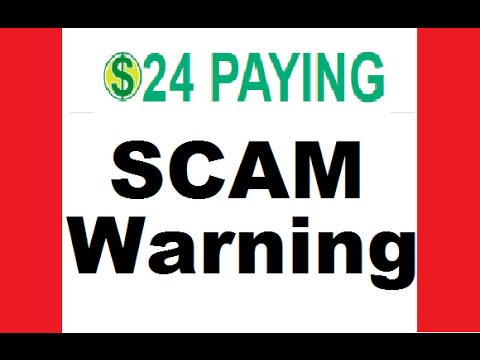 24 Paying Limited Review - Bitcoin SCAM Software (HYIP)