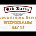 Bitcoin Cloud Mining Review: BTCCPools Day 15 – stable high ROI investment
