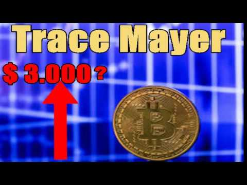 Trace Mayer Block Reward Halving to Bring $3,000 Per Bitcoin!