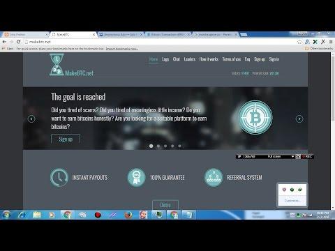 MakeBtc.Net Review - SCAM or LEGIT ?