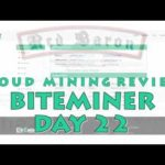 Bitcoin Cloud Mining Review: Biteminer Day 22 – stable medium ROI investment