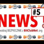 BitClub #5 – Informacje 2016/07/21 – CoinPay ClubCoin Robot BitCoin – Mateusz Gużda