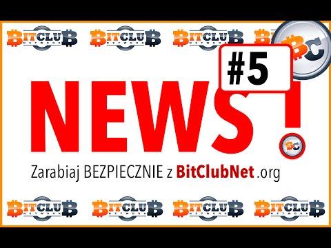 BitClub #5 - Informacje 2016/07/21 - CoinPay ClubCoin Robot BitCoin - Mateusz Gużda
