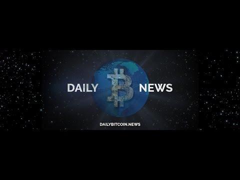 Daily Bitcoin News Intro