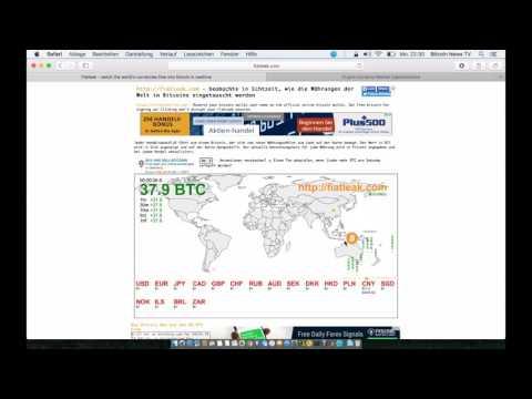 Bitcoin Webseiten: FiatLeak.com