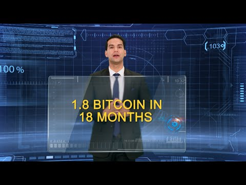 Gain Bitcoin Presentation Hindi - Get 10% every month through Bitcoin Mining