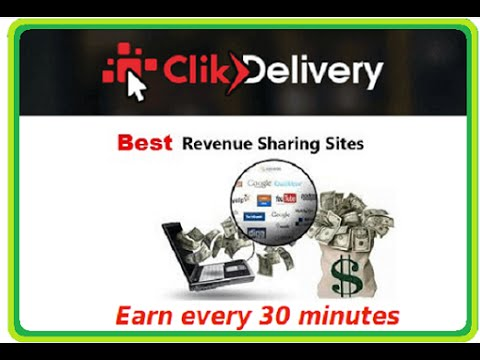 ClikDelivery - Easy way to make money online - Clik Delivery