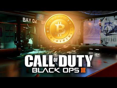 MINING BITCOINS (Call of Duty: Black Ops III)