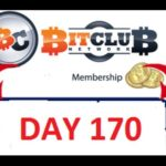 Bitcoin mining bitclub network review overview compensation Daily bitcoins DAY 170