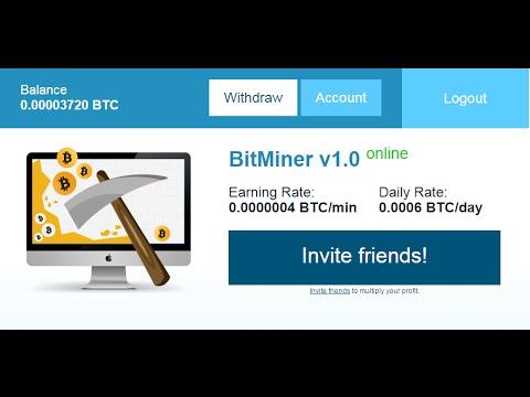 Earn 0.0006 BTC everyday | Free mining