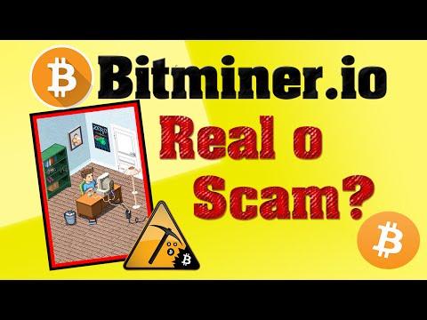 Ganar Muchos Bitcoins Con Bitminer.io ¿Real o Scam? Cuidado.