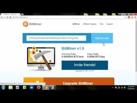 Free bitcoin mining platform