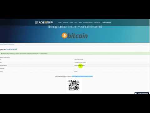 #cryptonium третий хайп 10% в инвест портфель bitcodaily free bitcoin