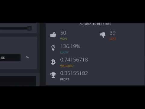 1,02 BITCOIN WIN IN 2 MINUTES ! bitcoin news