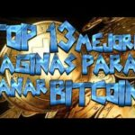 TOP 13 PAGINAS PARA GANAR BITCOINS BEST BTC 2016 CERO SCAM