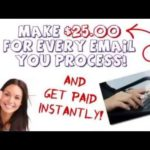 How to Make Money Fast Processing Emails $100-$500 Daily [How to Make Money Fast]