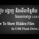 Khmer make money online -​​ How to show hidden files in USB Flash​​ – Work 100% – Speak Khmer