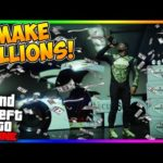 GTA 5 – FASTEST WAY TO MAKE MONEY IN GTA ONLINE! GTA 5 ONLINE MONEY METHOD!!!(GTA ONLINE)