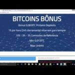 VIROU SCAM BÔnus Bitcoin novo! Está Pagando. Veja Aprova no Vídeo!