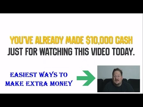 Easiest Ways To Make Extra Money  Up $5000 To $10,000 Online