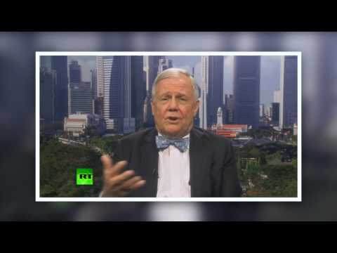 JIM ROGERS on the U.S. DOLLAR COLLAPSE as More Countries Move Away From USD