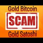 GOLD BITCOIN Y GOLD SATOSHI ¡¡SCAM!!