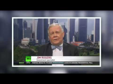 JIM ROGERS – RUSSIA & CHINA Moving Away from U.S. DOLLAR