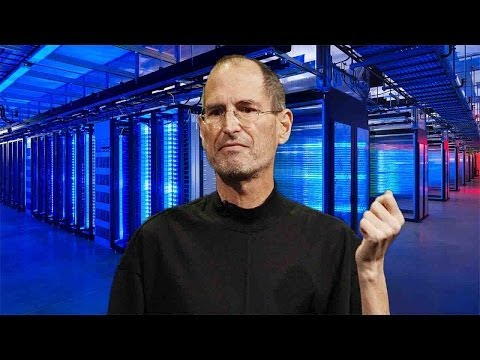 Steve Jobs' Bitcoin Supercomputer
