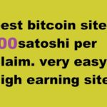 how to make bitcoin fast. 800satoshi every claim.best bitcoin site hindi