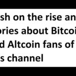 Dash on the rise and stories about Bitcoin and Altcoin fans of this channel