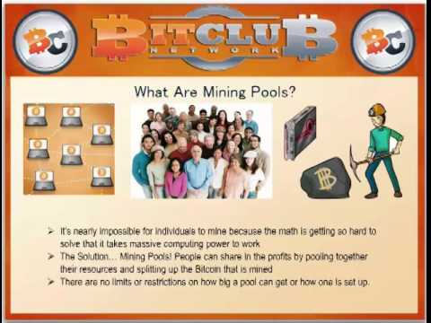 Bitclub Network – compansation plan part 1 – Bitclub network international