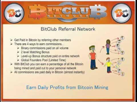Bitclub Network –   Compensation Plan part 2 – Bitclub international