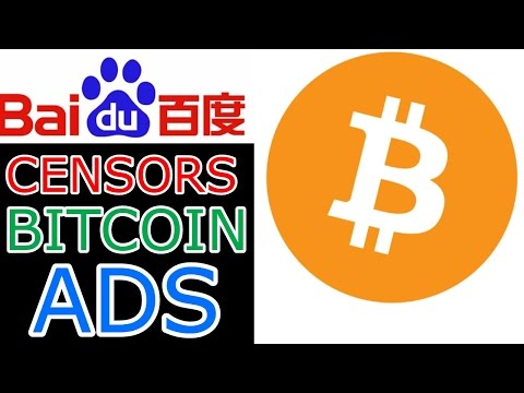 China's 'Google' Baidu Halts Bitcoin Ads, Leaves Market Guessing (The Cryptoverse #81)
