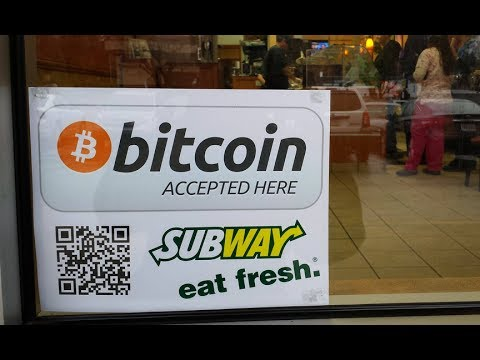 BITCOIN To Be The FUTURE of CURRENCY? Living in The Real World with Bitcoin for 1 Week