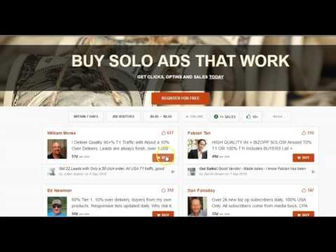 web traffic for make money online entrepreneurs