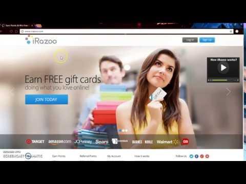 Irazoo make money online (Sign Up Below)