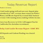 CashLeader bitcoin report and forex recovery plan